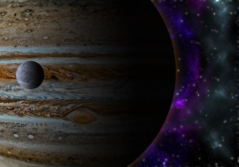 Jupiter, Planet, Space, Astronomy, Universe, Saturn