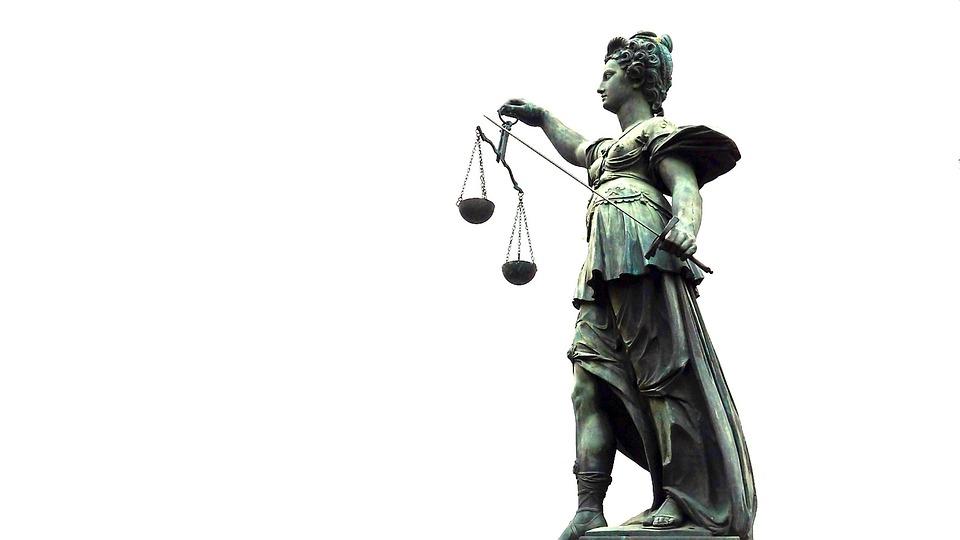 Justitia, Right, Justice, Case Law, Symbol, Law