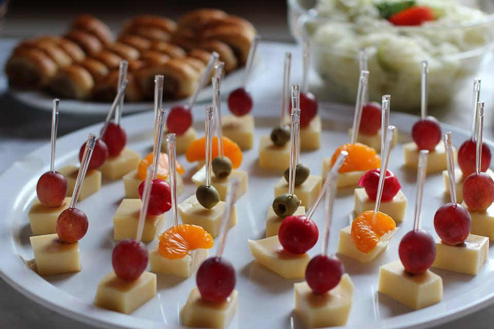 Chunks, Käseplatte, Canape, Finger Food, Party, Eat