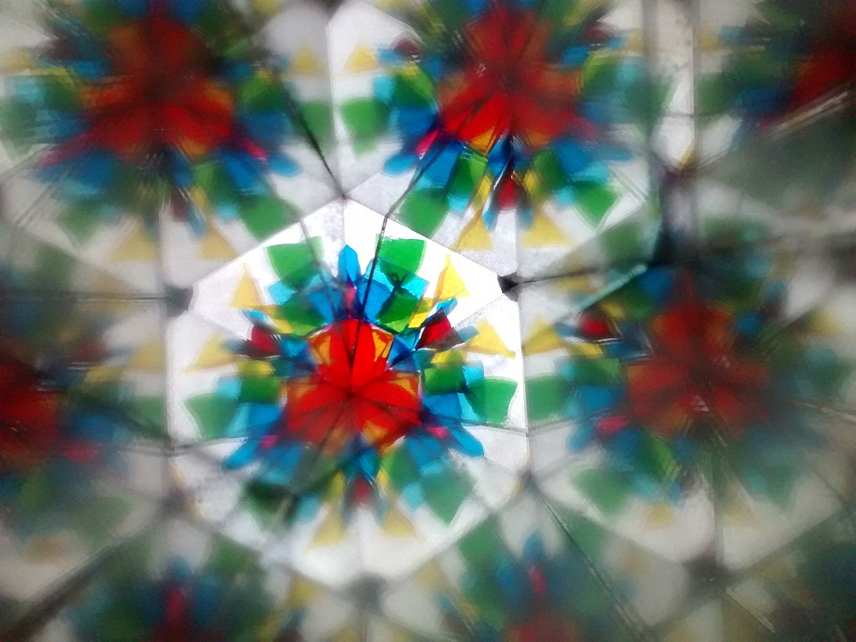 Kaleidoscope, Colors, Color, Forms
