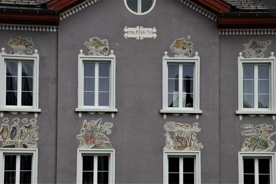 Kamienica, House, Architecture, Building, The Window