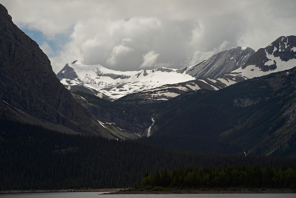 Mountains, Kananaskis, Alberta, Canada
