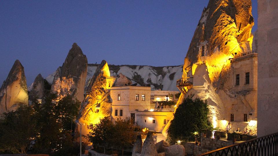 Cappadocia, Cave, Turkey, Valley, Landscape, Kapadokya