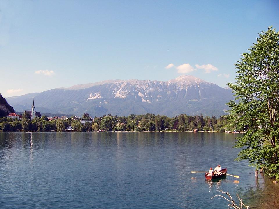 Lake Bled, Karawanken, Jumbo, The Gorenjska Region