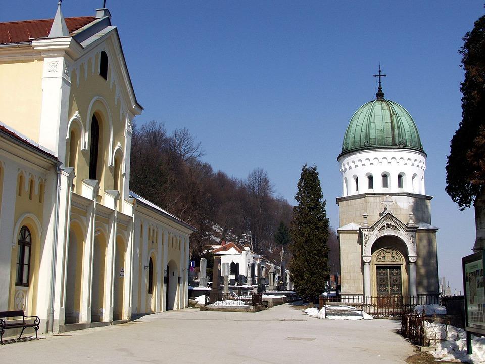 Mausoleum, Karlovac, Croatia