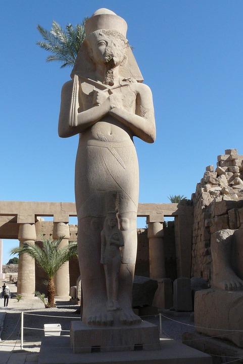 Egypt, Karnak, Ancient Times
