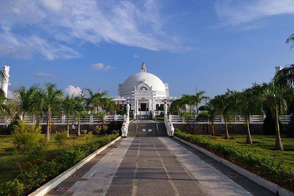 Buddha Vihar, Gulbarga, Buddhism, Religious, Karnataka
