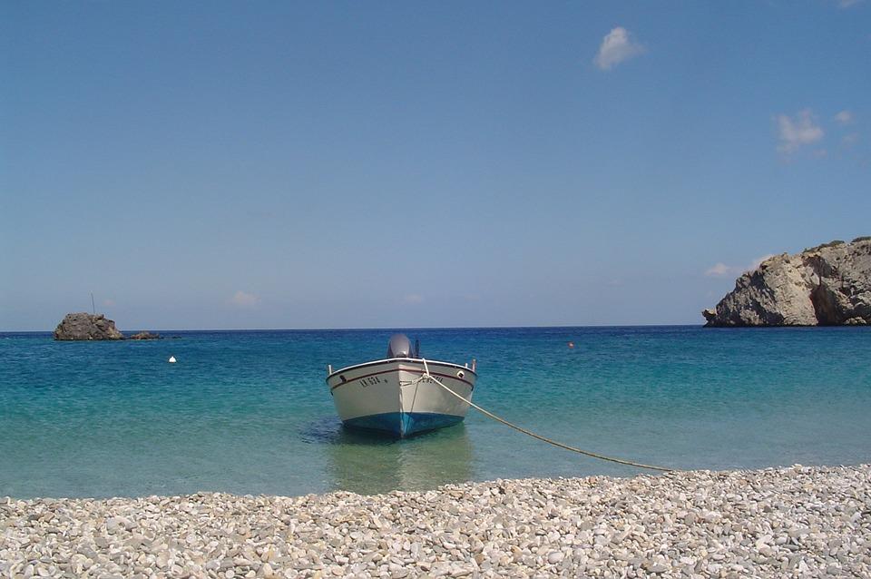 Greece, Karpathos, Sea, Beach, Beautiful Beaches