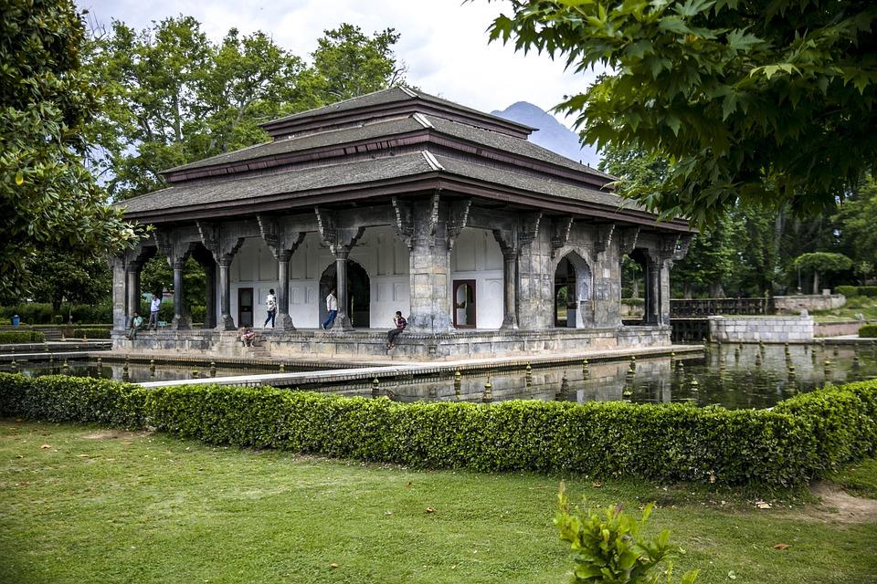 Heritage, Kashmir, Architecture, Building, Vintage