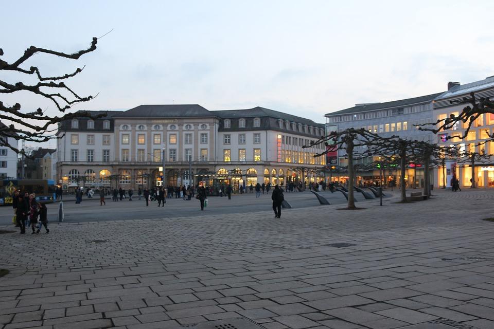 Kassel, Kassel Downtown, Downtown, Center Kassel