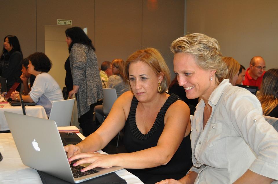 Nancy Ballesteros, Kathia, Internet Marketers, Learning