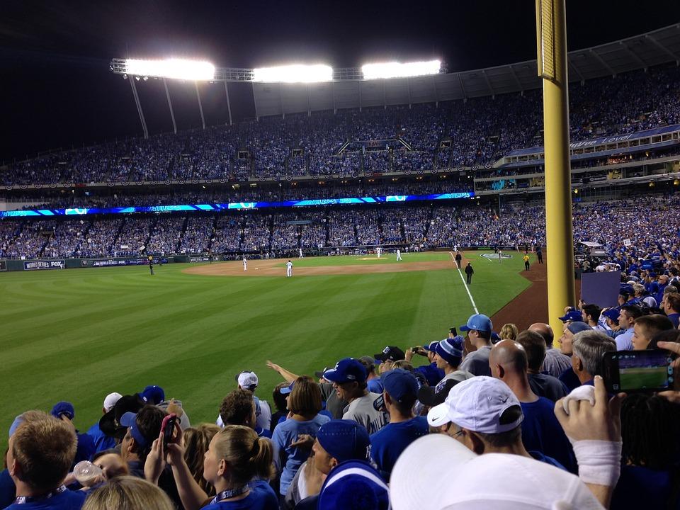 Baseball, Stadium, World Series, Kauffman Stadium
