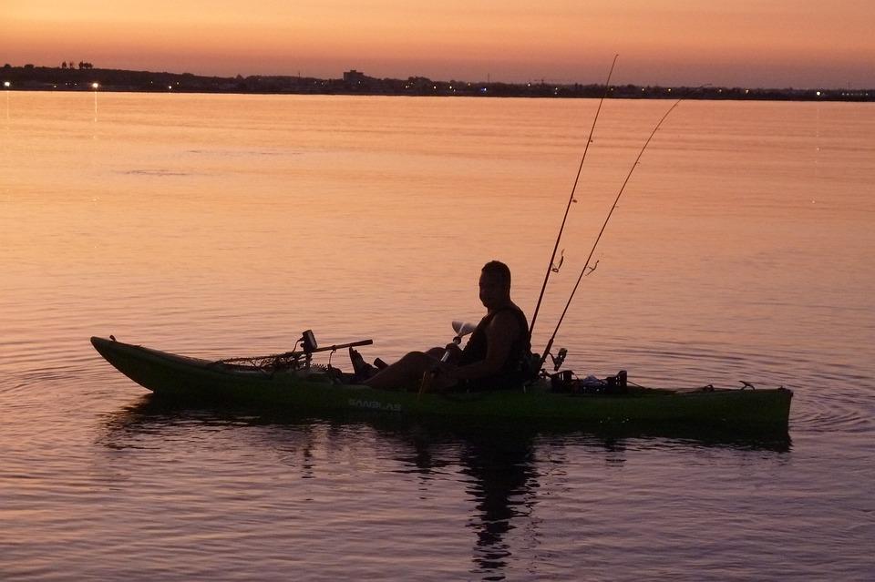 Kayak Fishing, Fishing, Kayak, Sanblas Predator
