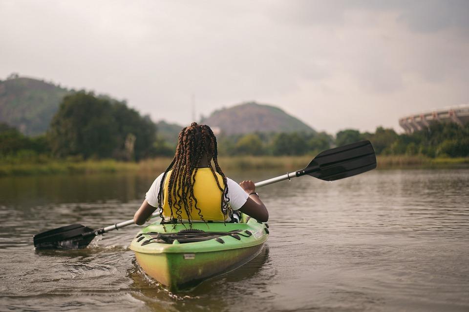Kayak, Kayaking, Paddle, Paddling, Rowing, Row