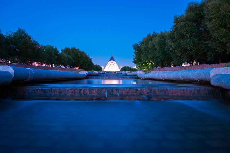 The Palace Of Peace And Accord, Astana, Kazakhstan