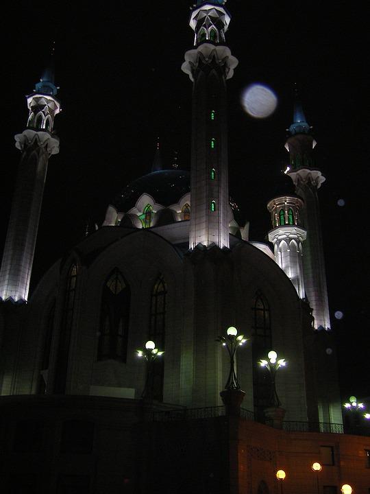 City, Kazan, Mosque