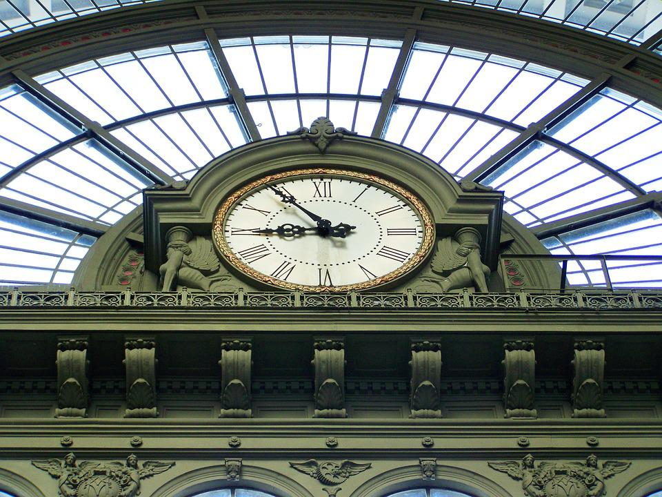 Budapest, Keleti Railway Station, Architecture