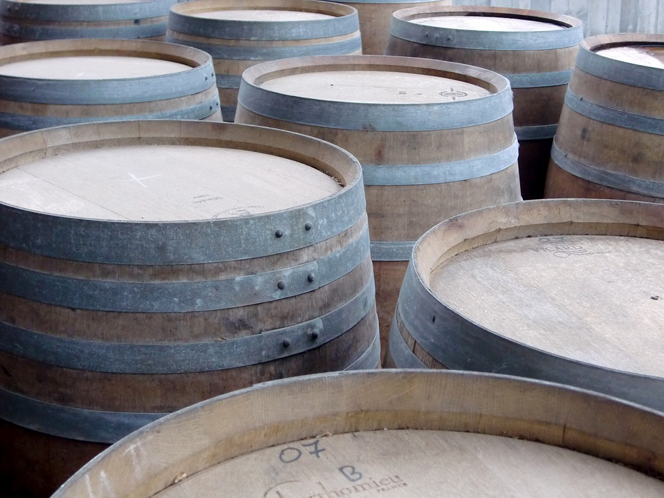 Barrels, Wine, Keller, Barrel, Wooden Barrels, Red Wine