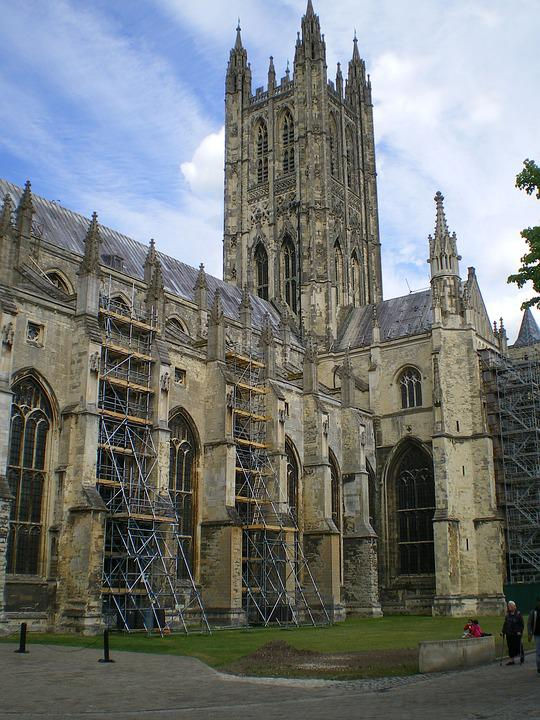 Canterbury, Cathedral, Kent