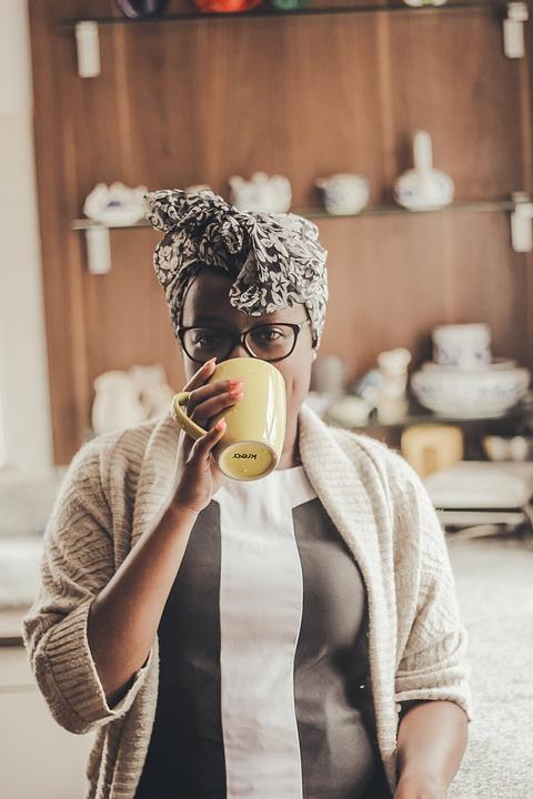 People, Coffee, Mug, Lady, Kenya