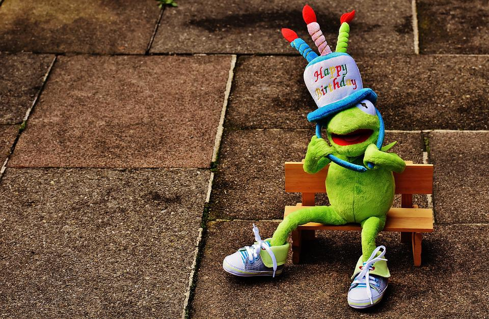 Free photo kermit greeting card birthday frog congratulations max birthday congratulations kermit frog greeting card m4hsunfo