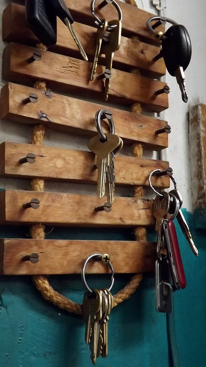 Keychain, Key, Keys