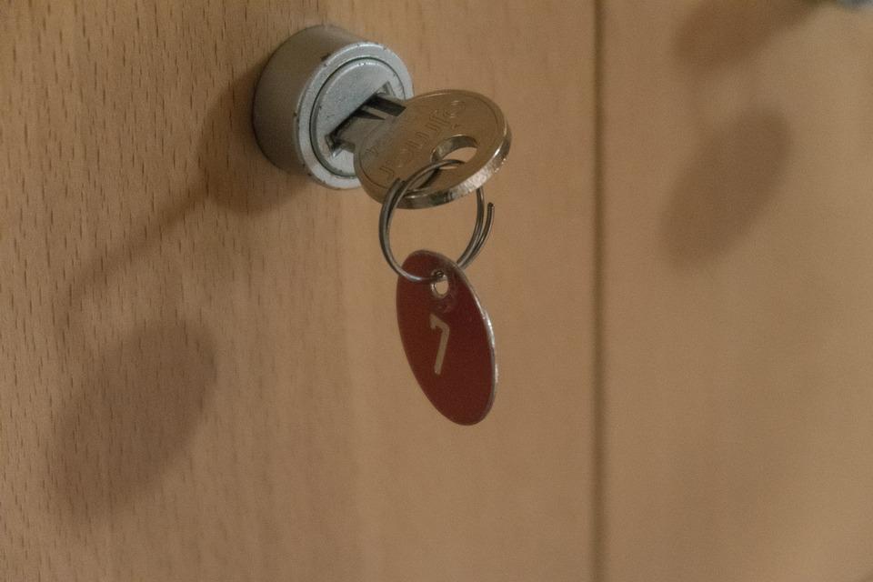 Key, Lock, Security, Closed, Seven, Safe, Number