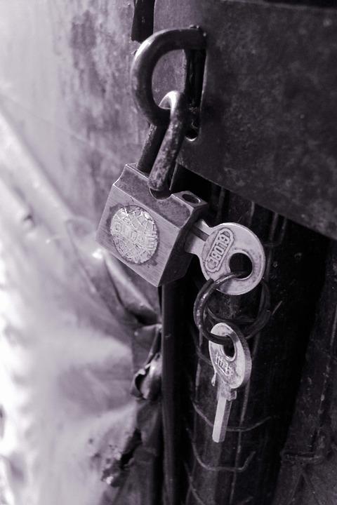 Padlock, Lock, Key, Security, Protection, Safety, Safe