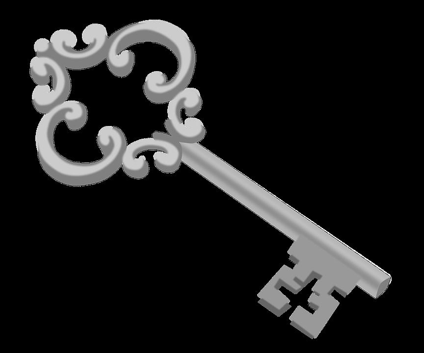 Key, Safe, Unlock