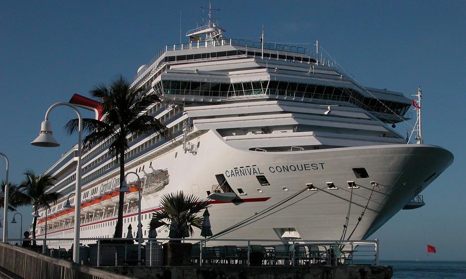 Free Photo Key West Ocean Liner Cruise Ship Key West Cruise Ship - Cruise ship key west