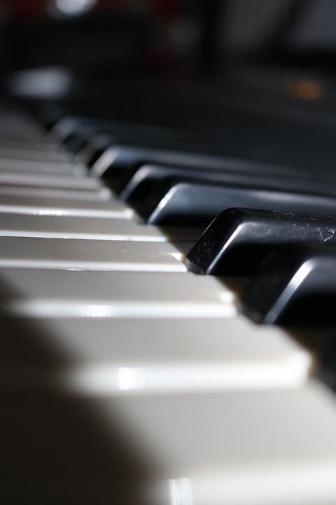 Piano, Keyboard, Music Musical Instrument, Music