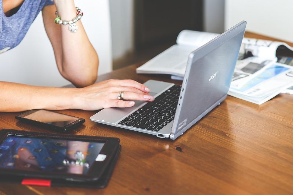Technology, Laptop, Keyboard, Computer, Netbook, Acer
