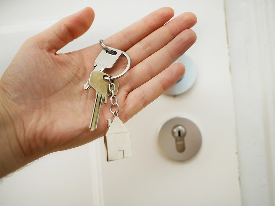 Key, House Keys, Security, Door Key, Keychain, Castle