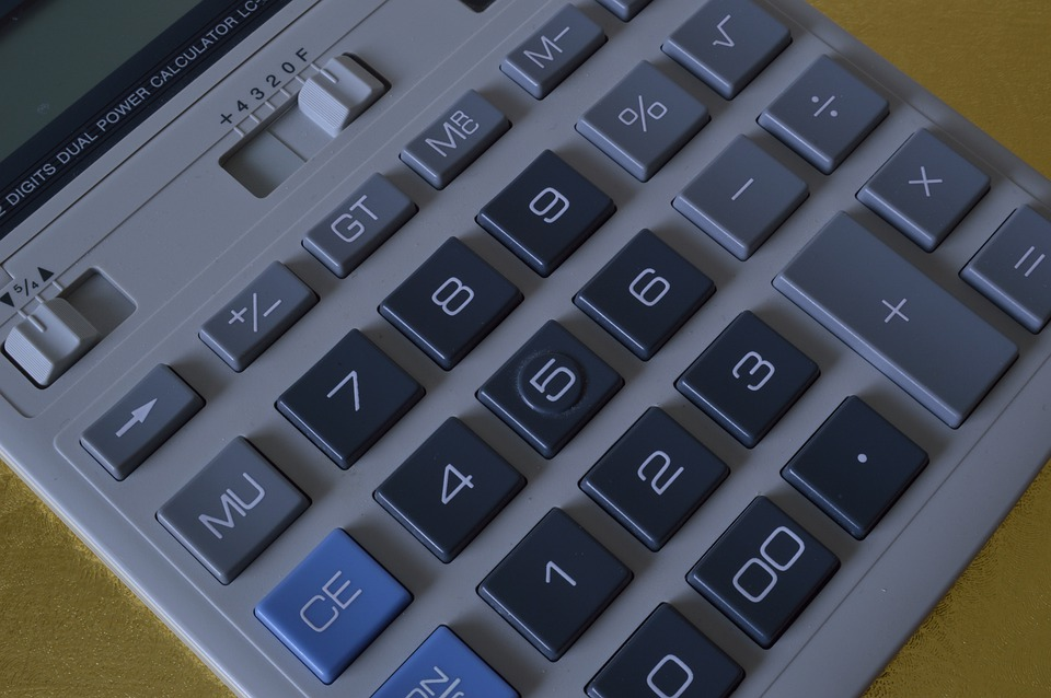 Calculator, Calculation, Keypad, Finance, Mathematics
