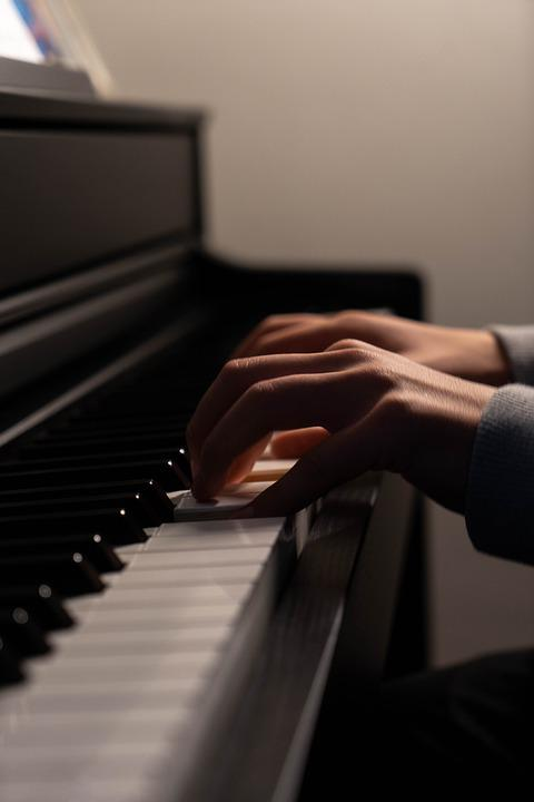Piano, Music, Instrument, Keyboard, Keys, Sound, Melody