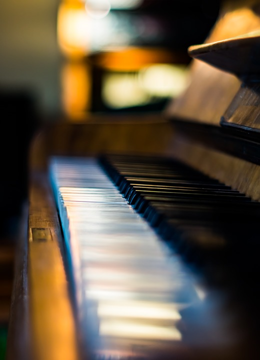 Piano, Keys, Music, Instrument, Musical Instrument