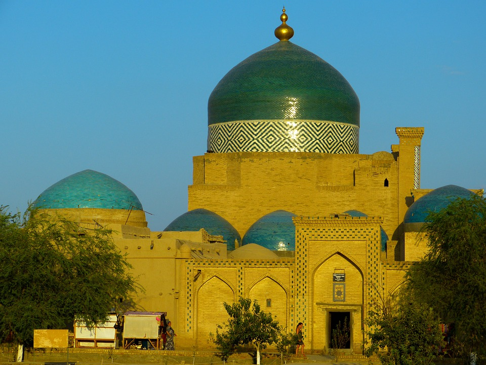 Khiva, Kihva, Unesco World Heritage, Museum City