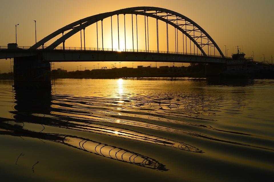 Bridge, Khorramshahr, Golden