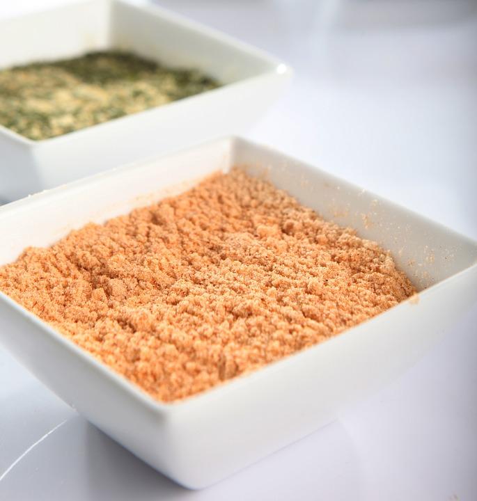 Kibbelingmix, Herbs, Fish