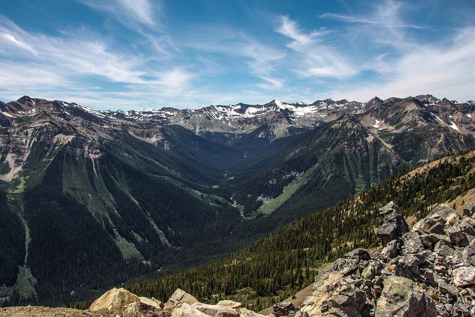 Kicking Horse, British Columbia, Canada