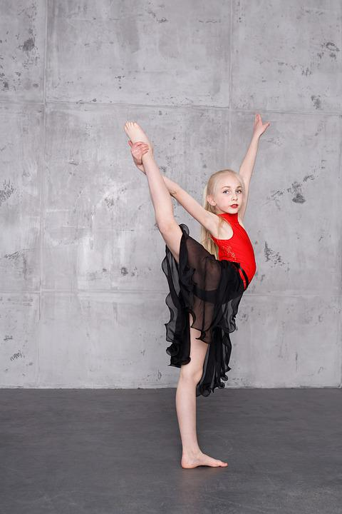 Ballet, Ballerina, Dancer, Dance, Kid, Child, Girl