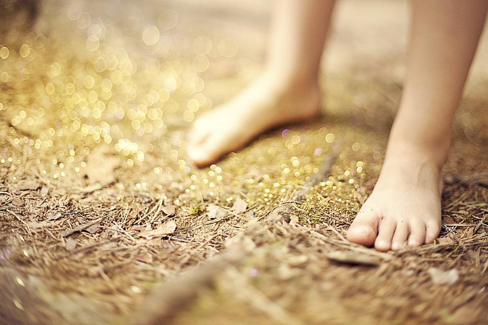 Child, Childhood, Foot, Kid, Leg