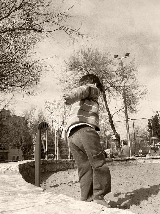Kid, Child, Jumping, Jump, Children, Boys, Play