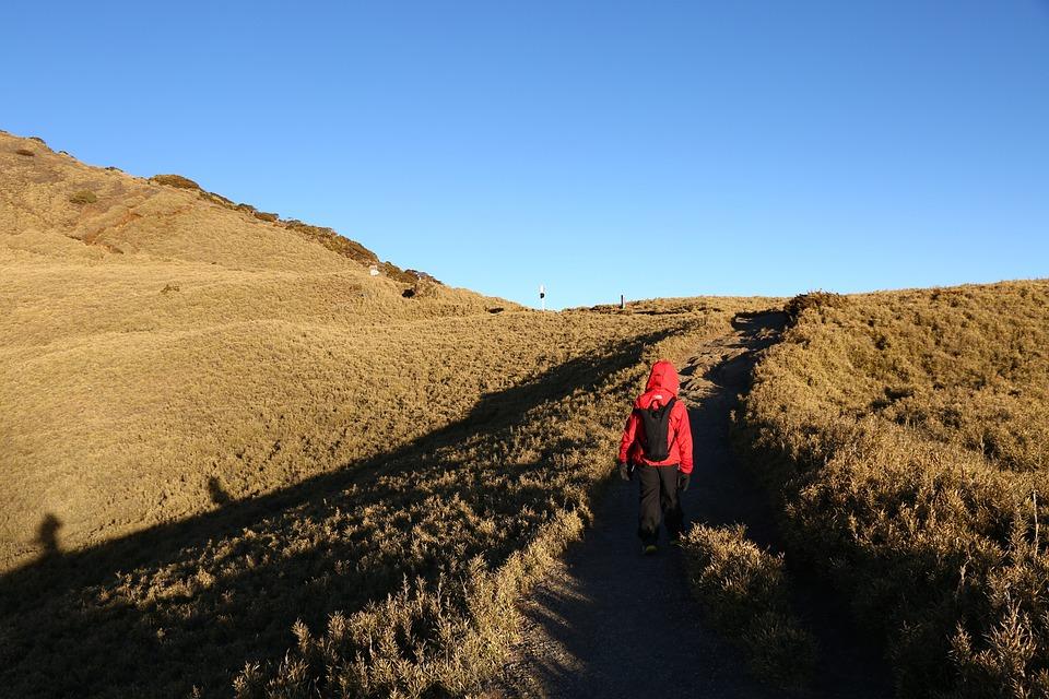 Kids, Landscape, Mountaineer