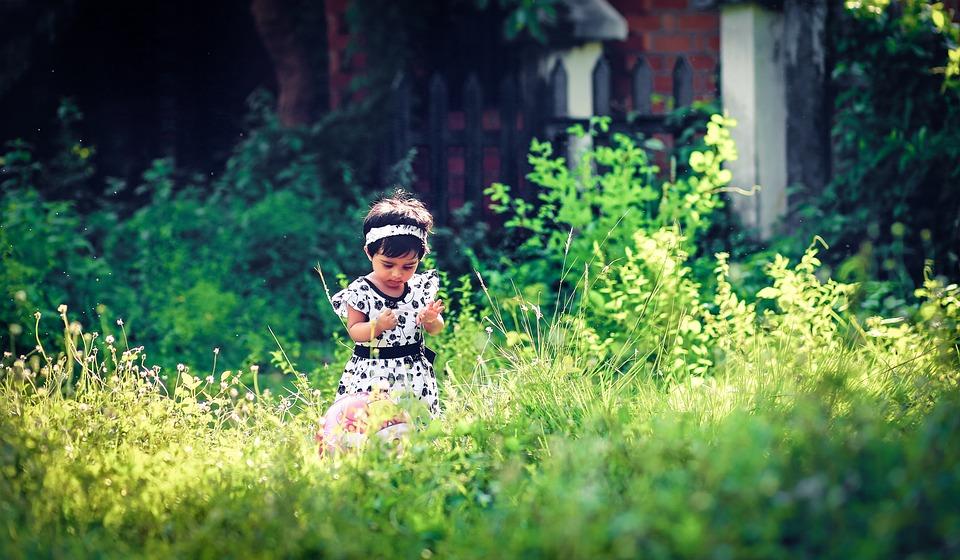 Child, Kids Playing, Children Playing