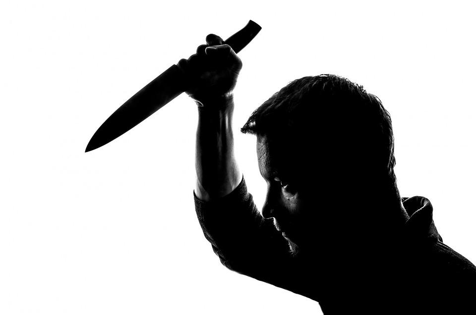 People, Knife, Stabbing, Stab, Kill, Murder, Man