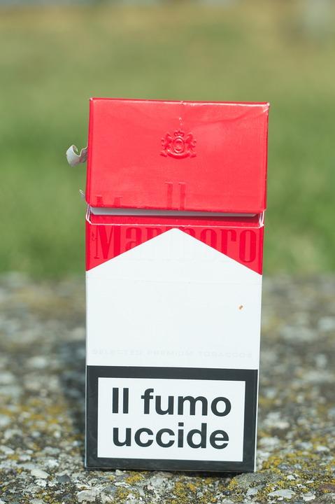 Smoke, Kills, Danger, Cigarette