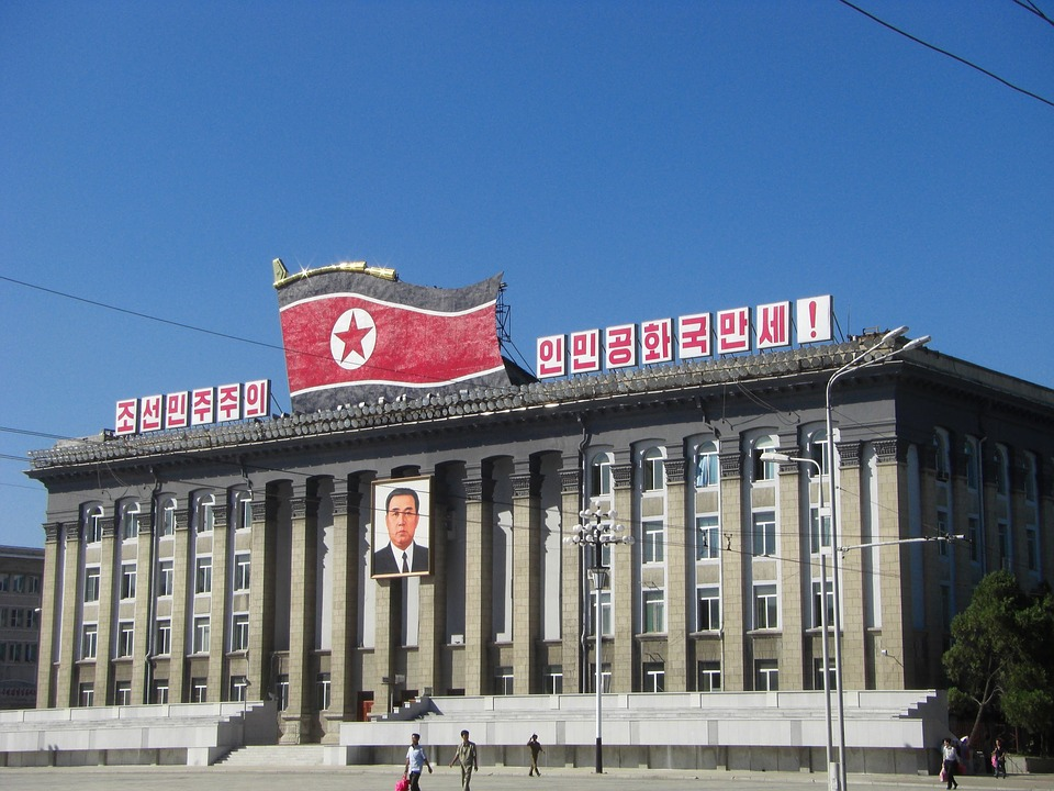Free photo Kim Il Sung Square Pyongyang North Korea ...