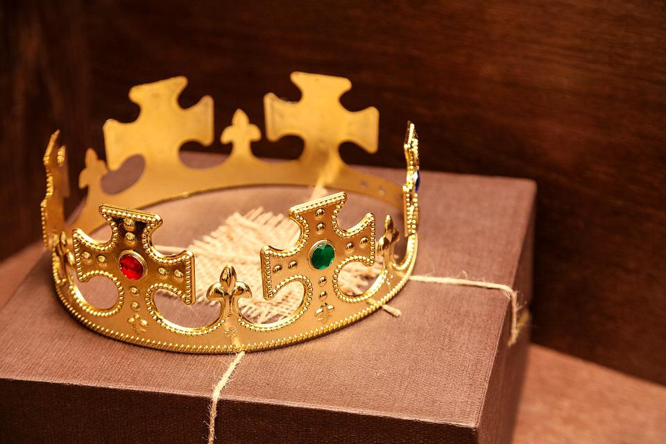 Crown, Gift, Surprise, King, Carnival, Gifts