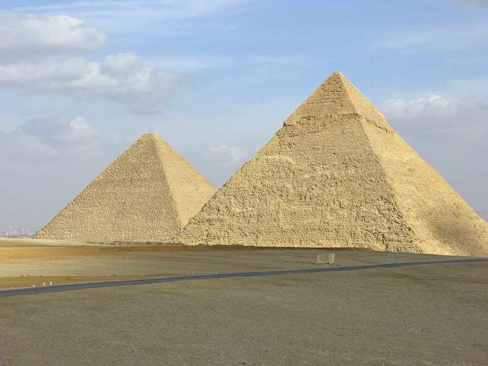 Pyramid, Pyramids, Egypt, Pharaonic, Nilo, Tomb, King